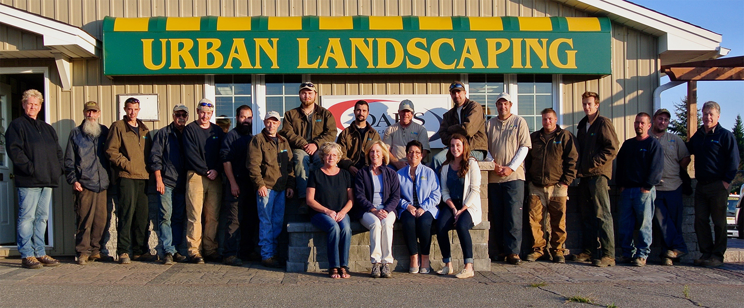 Urban Landscaping Team